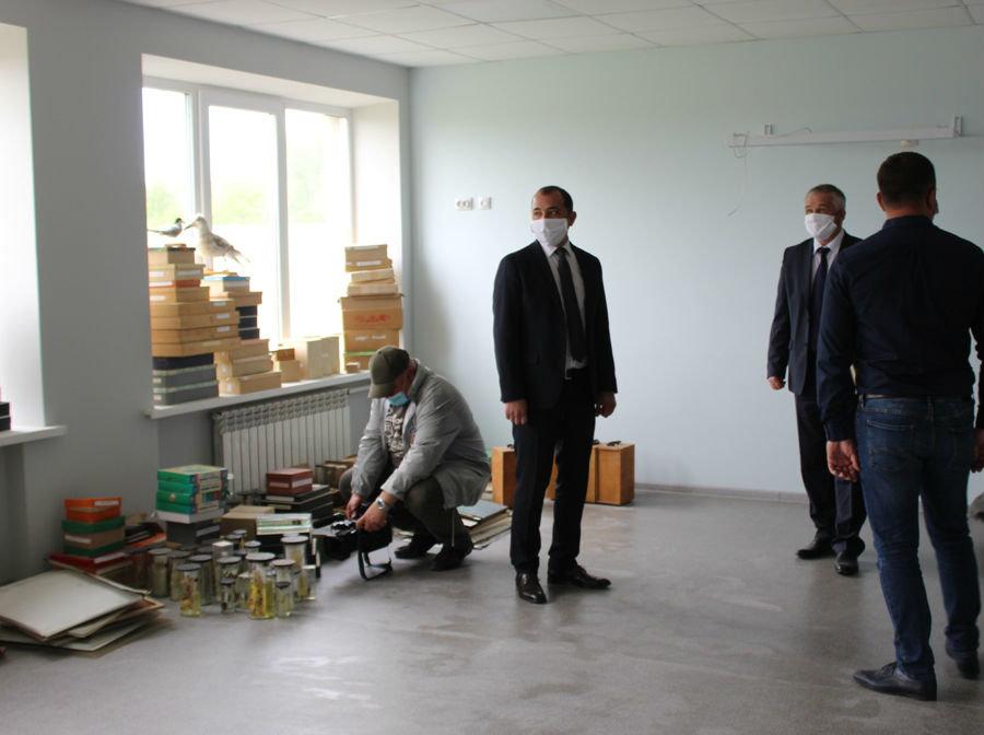 На социальных объектах Шебекинского горокруга идёт капремонт на средства депутата Госдумы Андрея Скоча, фото-8
