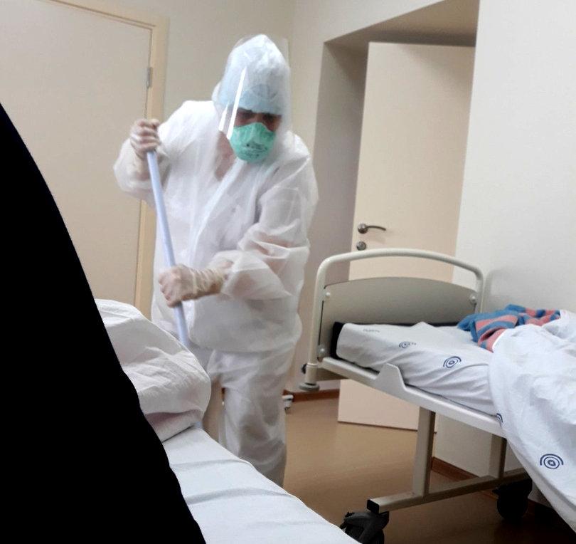 Умер человек, с которым поступали в больницу». Будни ковид-госпиталя в Белгороде – изнутри, фото-3