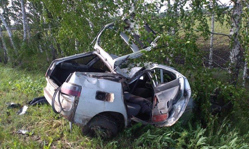 В Белгородской области перевернулась «двенадцатая», водитель погиб, фото-1