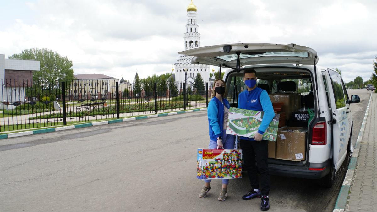 Совет отцов Белгородской области и активисты молодёжного движения «Прав? Да!» помогают детям «пережить» самоизоляцию, фото-6