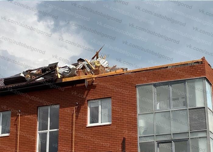 Смерч принёс в Северный многочисленные разрушения, фото-2