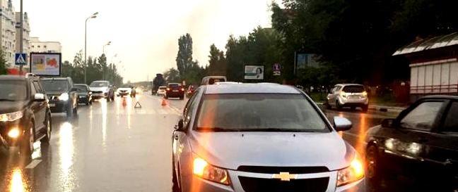 На белгородских дорогах за сутки сбили двух пешеходов, фото-1