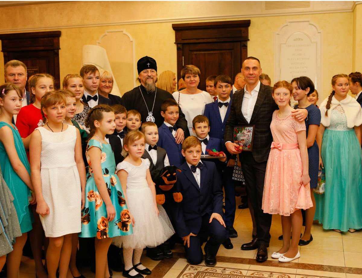 Совет отцов Белгородской области подвёл итоги первого года работы, фото-7