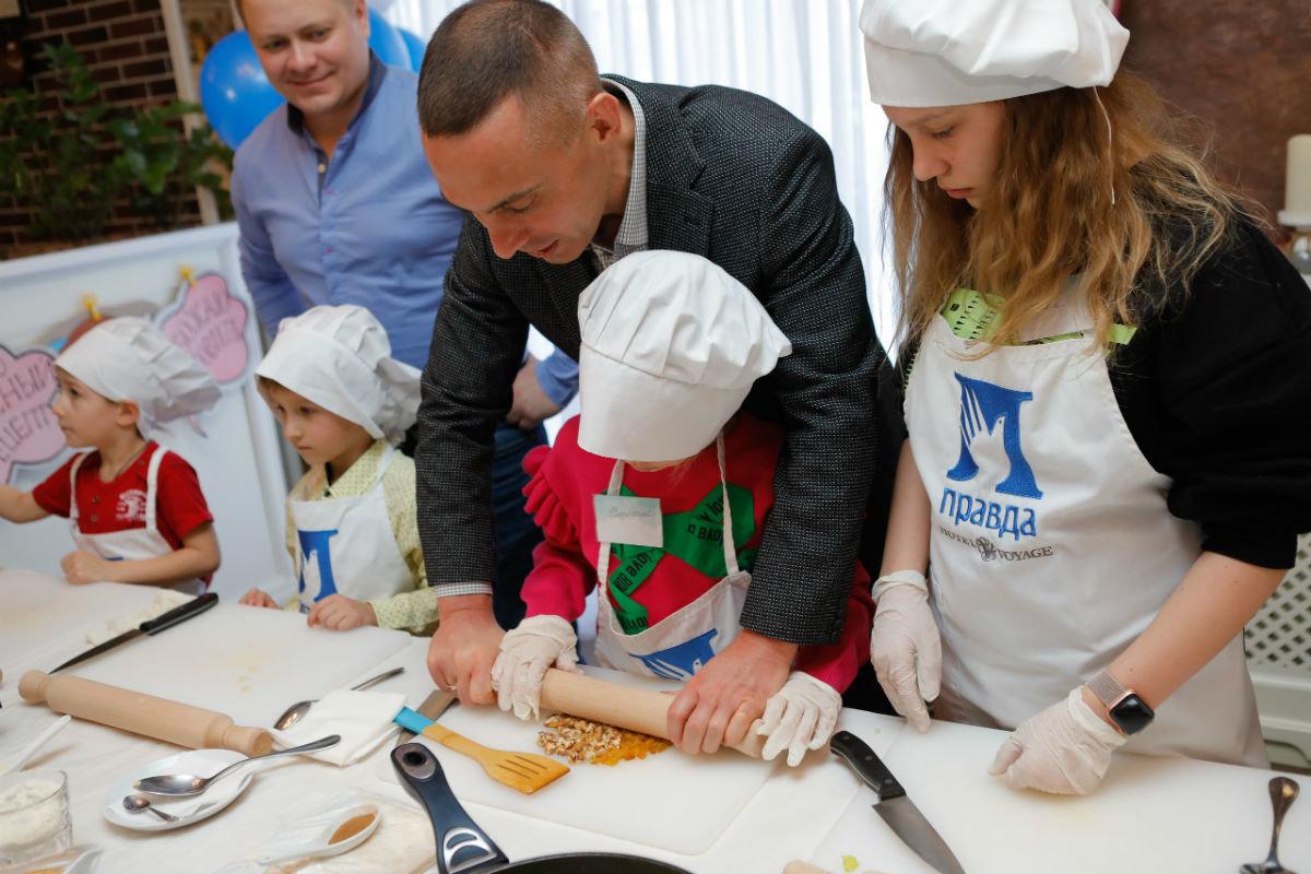 Совет отцов Белгородской области подвёл итоги первого года работы, фото-8