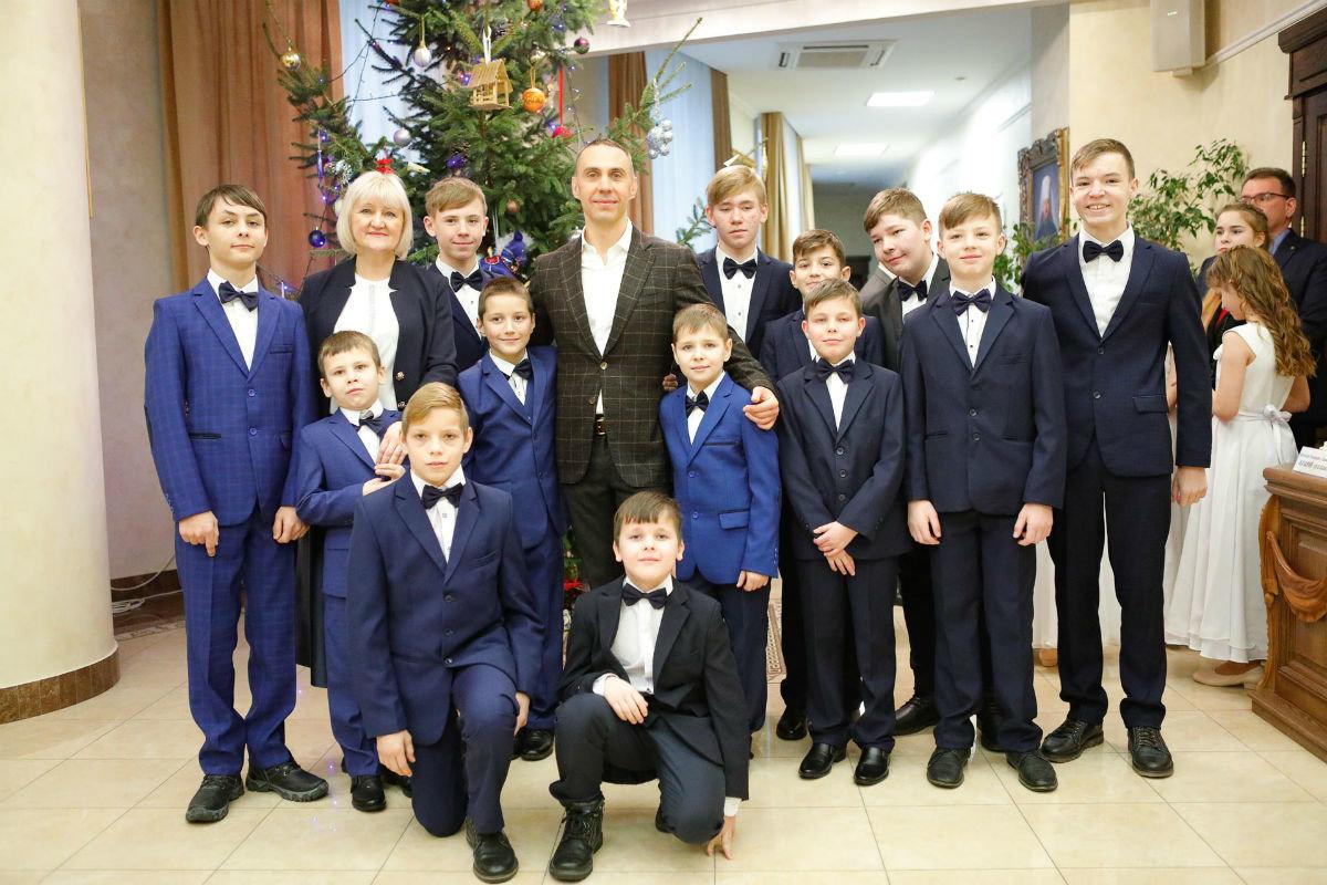 Совет отцов Белгородской области подвёл итоги первого года работы, фото-9