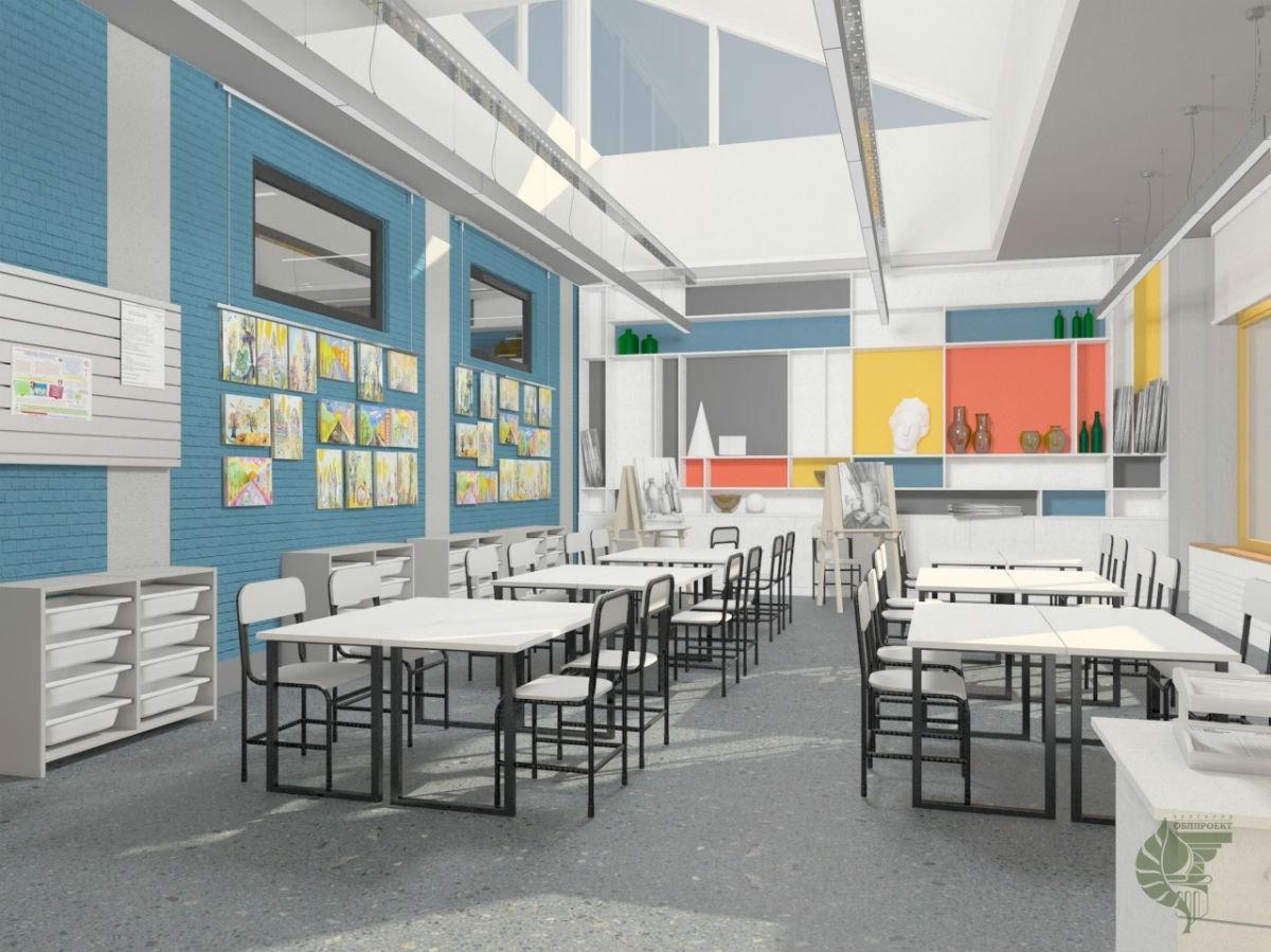 Под Белгородом строится скандинавская школа, фото-4