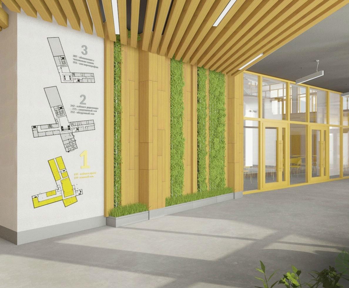 Под Белгородом строится скандинавская школа, фото-2