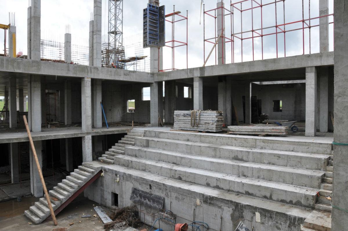 Под Белгородом строится скандинавская школа, фото-6