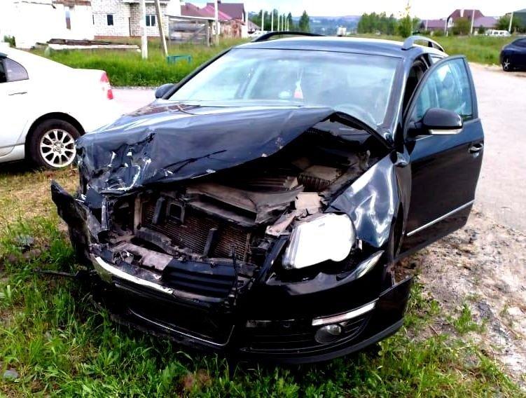 В Строителе водитель «Тойоты» отправил в больницу трёх человек, фото-1