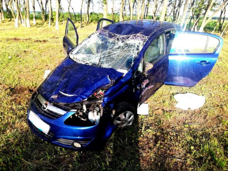 В Строителе водитель «Тойоты» отправил в больницу трёх человек, фото-2