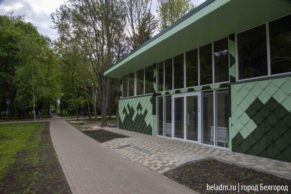 В парках Белгорода заработали новые туалеты, фото-3