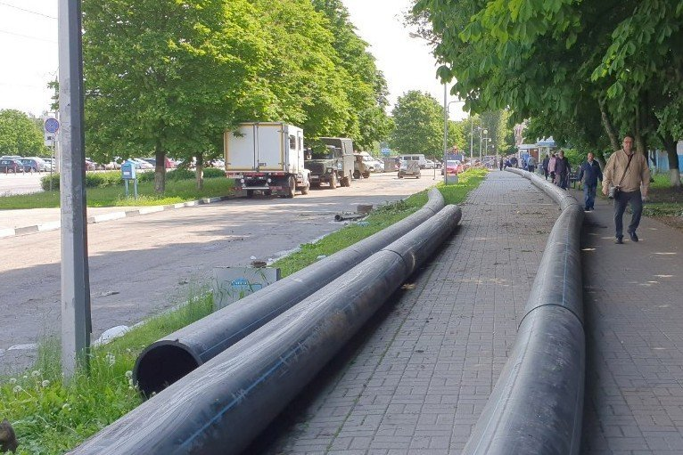 В Белгороде ремонт канализации на 2,5 месяца остановит движение по улице Губкина, фото-1