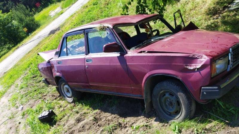 В Белгороде водитель грузовика протаранил «Ладу Калину», фото-2