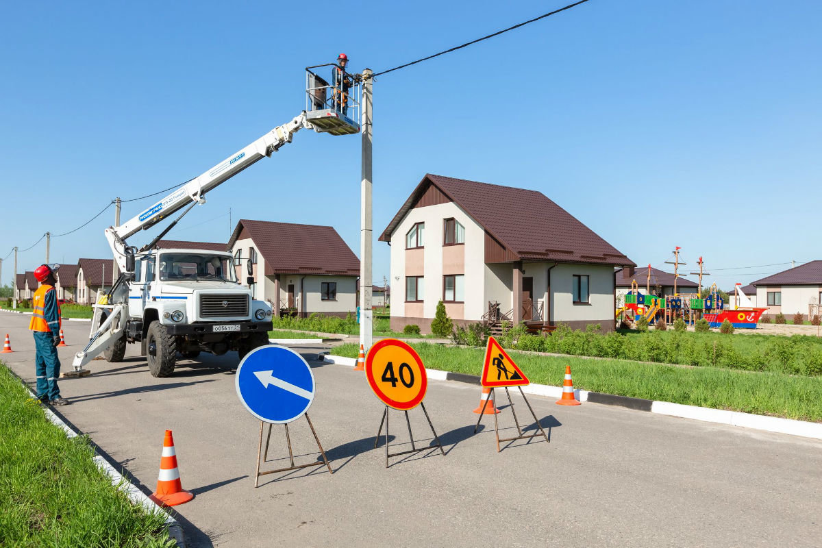 В Белгородской области электричество проведут к более 800 участкам ИЖС, фото-1