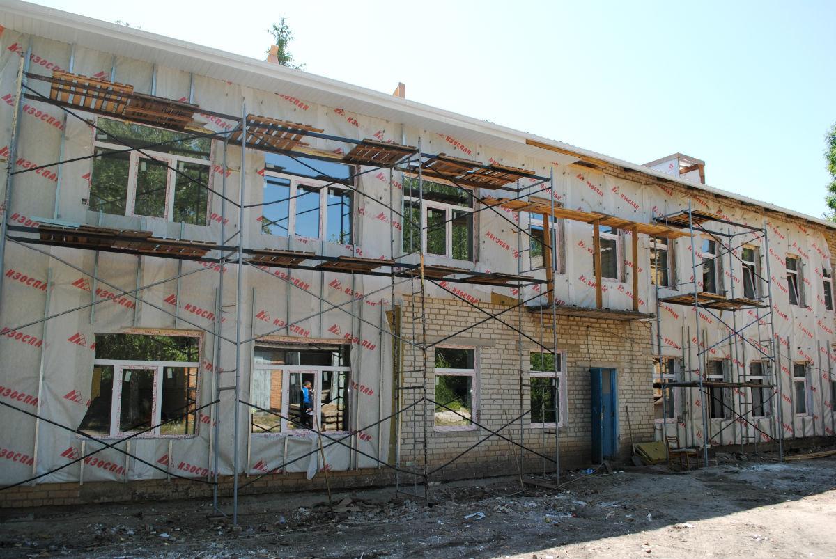В 12 муниципалитетах Белгородской области идёт капитальный ремонт социальных объектов на средства депутата Андрея Скоча , фото-1