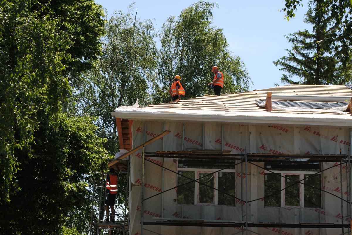 В 12 муниципалитетах Белгородской области идёт капитальный ремонт социальных объектов на средства депутата Андрея Скоча , фото-2