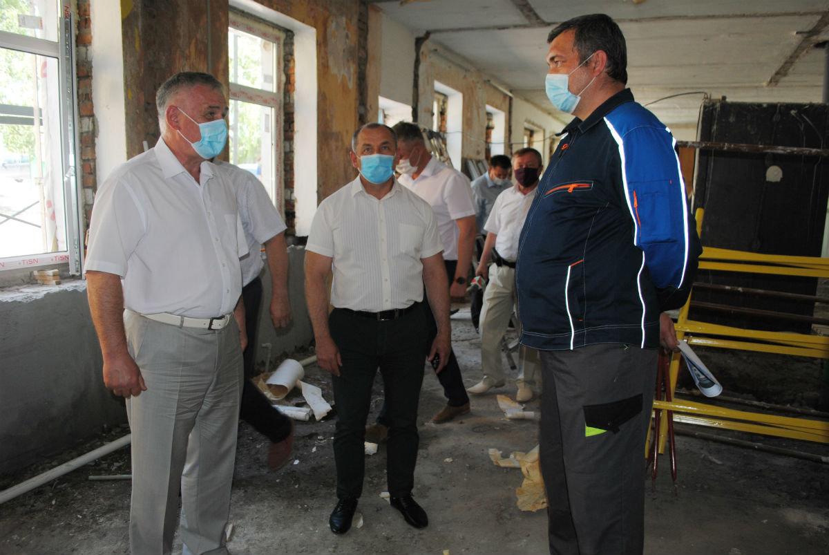 В 12 муниципалитетах Белгородской области идёт капитальный ремонт социальных объектов на средства депутата Андрея Скоча , фото-3