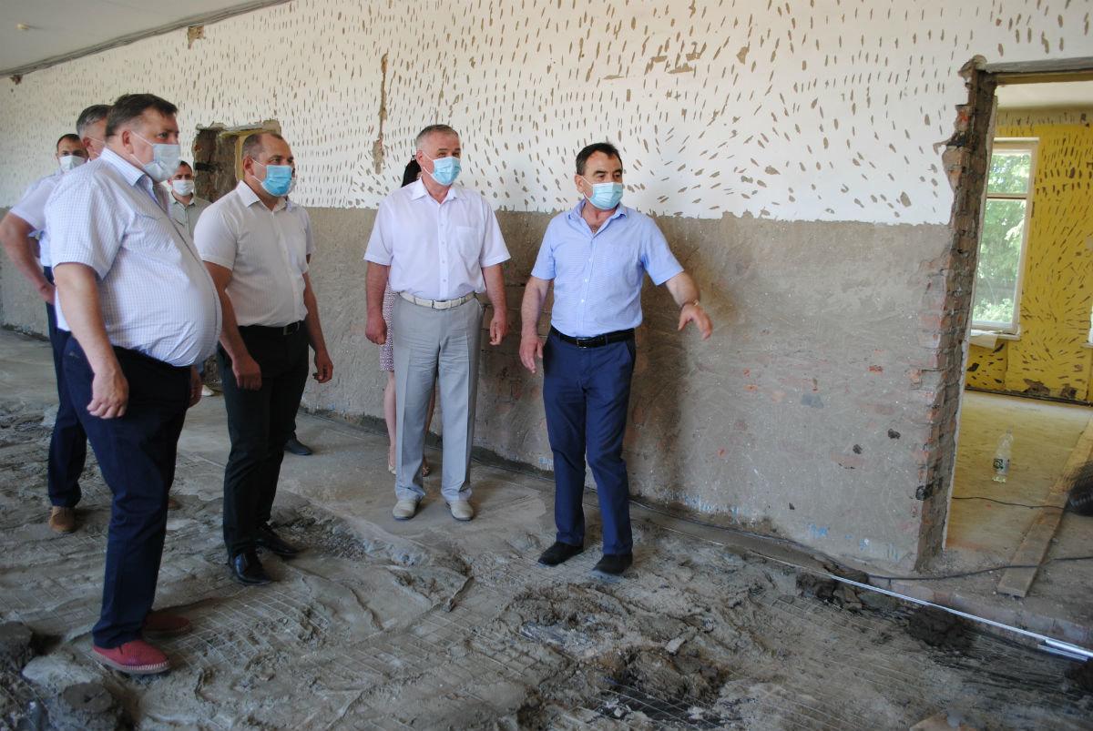 В 12 муниципалитетах Белгородской области идёт капитальный ремонт социальных объектов на средства депутата Андрея Скоча , фото-5
