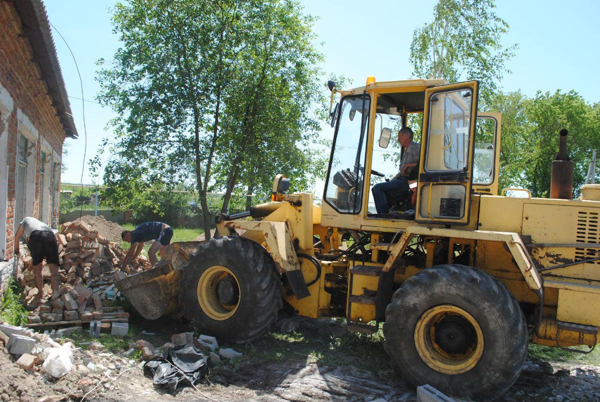 В 12 муниципалитетах Белгородской области идёт капитальный ремонт социальных объектов на средства депутата Андрея Скоча , фото-6