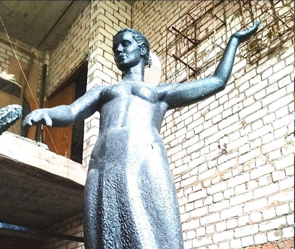 Какой будет скульптура встречи двух рек в Белгороде, фото-2