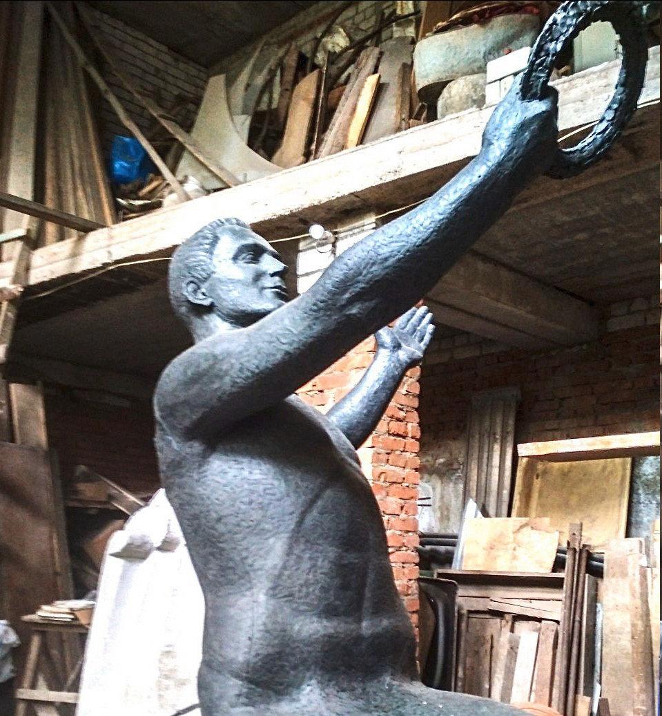 Какой будет скульптура встречи двух рек в Белгороде, фото-1