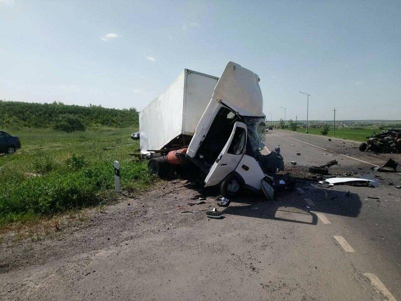 Авария под Белгородом унесла жизни трёх человек, фото-3