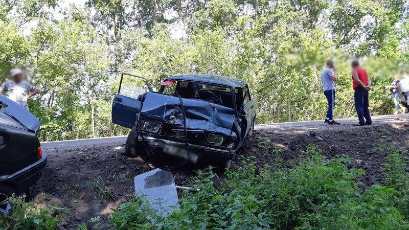 В Белгородской области произошло ещё одно смертельное ДТП, фото-1
