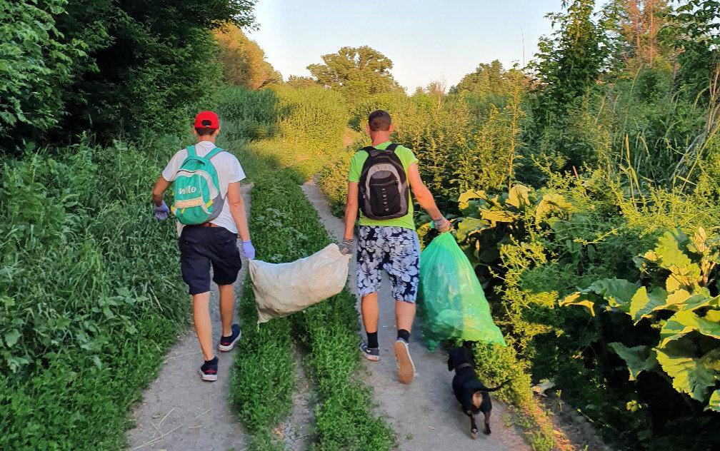 «Может, кто-то узнает свой мусор и задумается». Как белгородские волонтёры делают город чище, фото-4