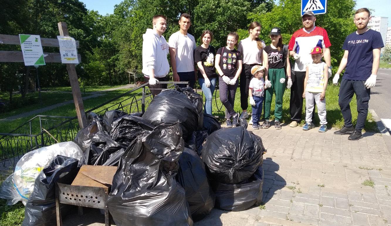 «Может, кто-то узнает свой мусор и задумается». Как белгородские волонтёры делают город чище, фото-6