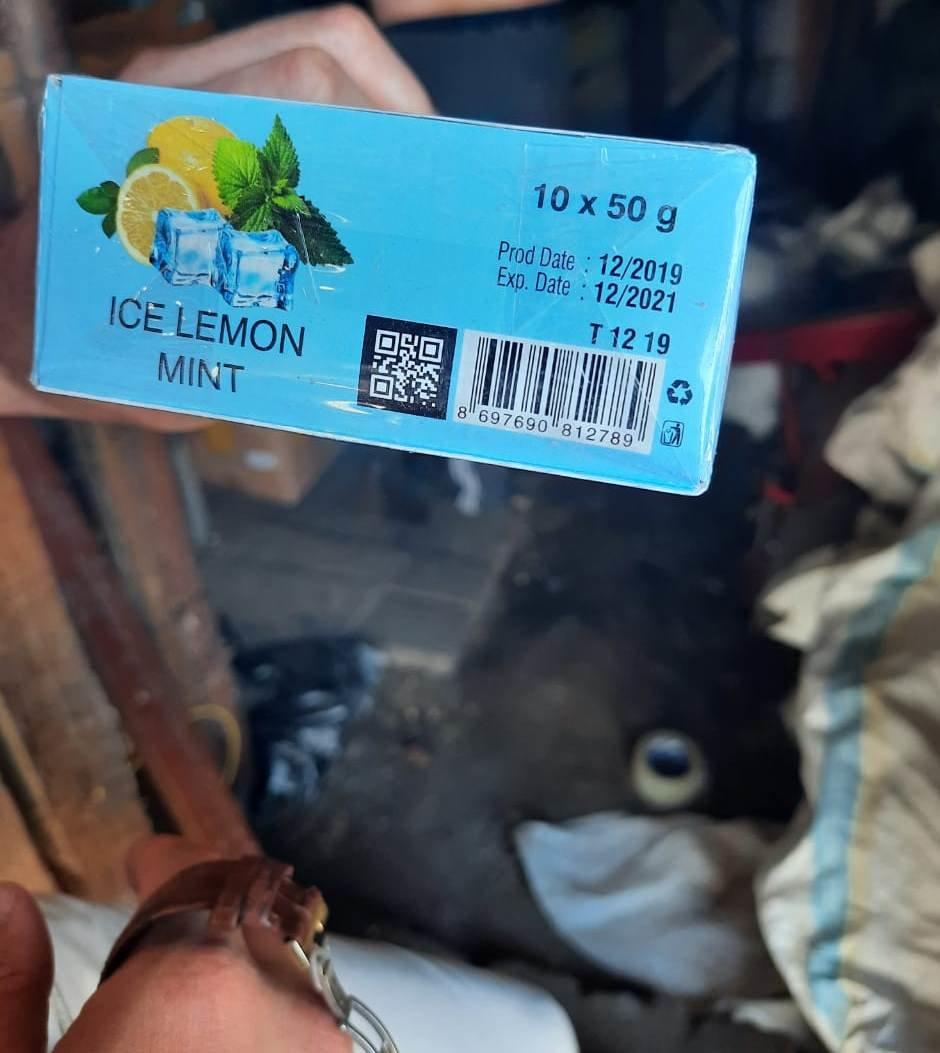 На границе под Белгородом обнаружили склад с курительными смесями , фото-2