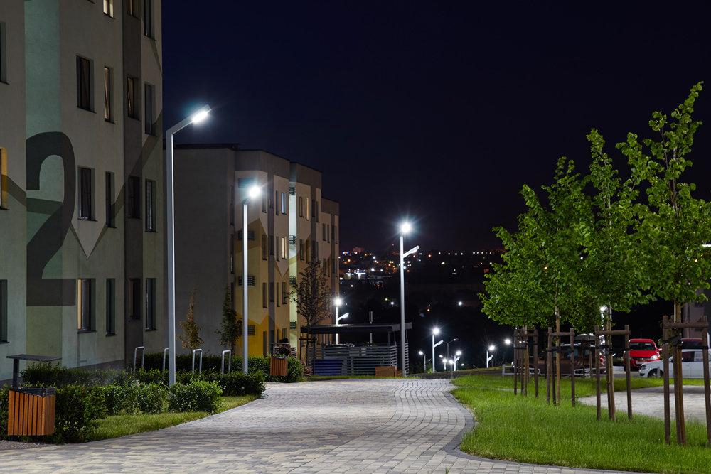 На улицах Белгорода установят 4 тысячи светодиодных светильников, фото-2
