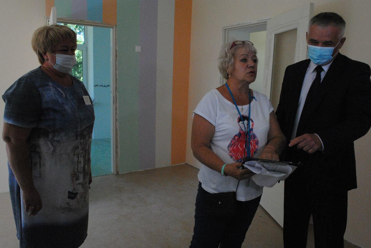 1 сентября в Старом Осколе после капремонта на средства депутата Андрея Скоча откроют два детсада и две школы, фото-5