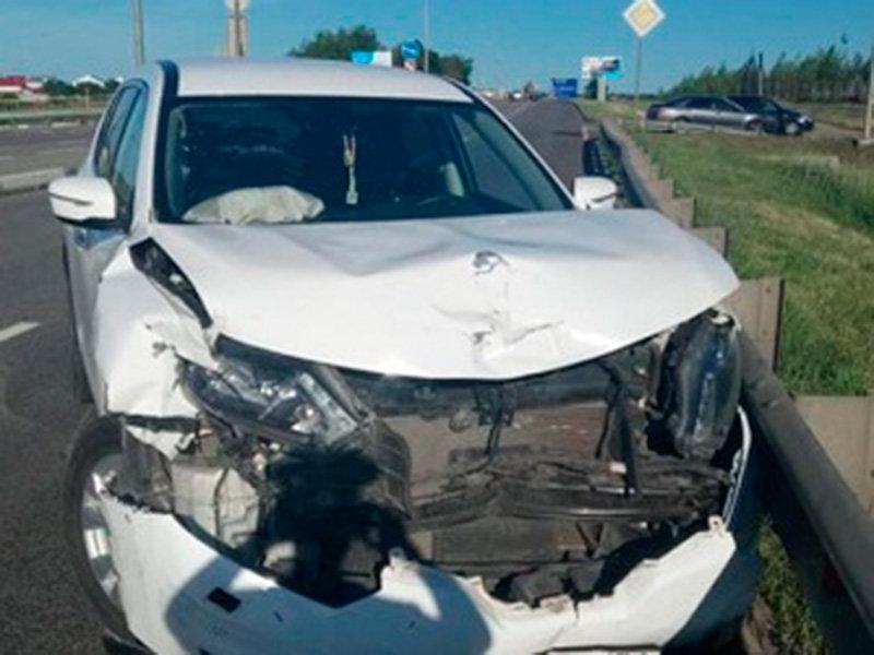 В Волоконовке разбился водитель мопеда, фото-2