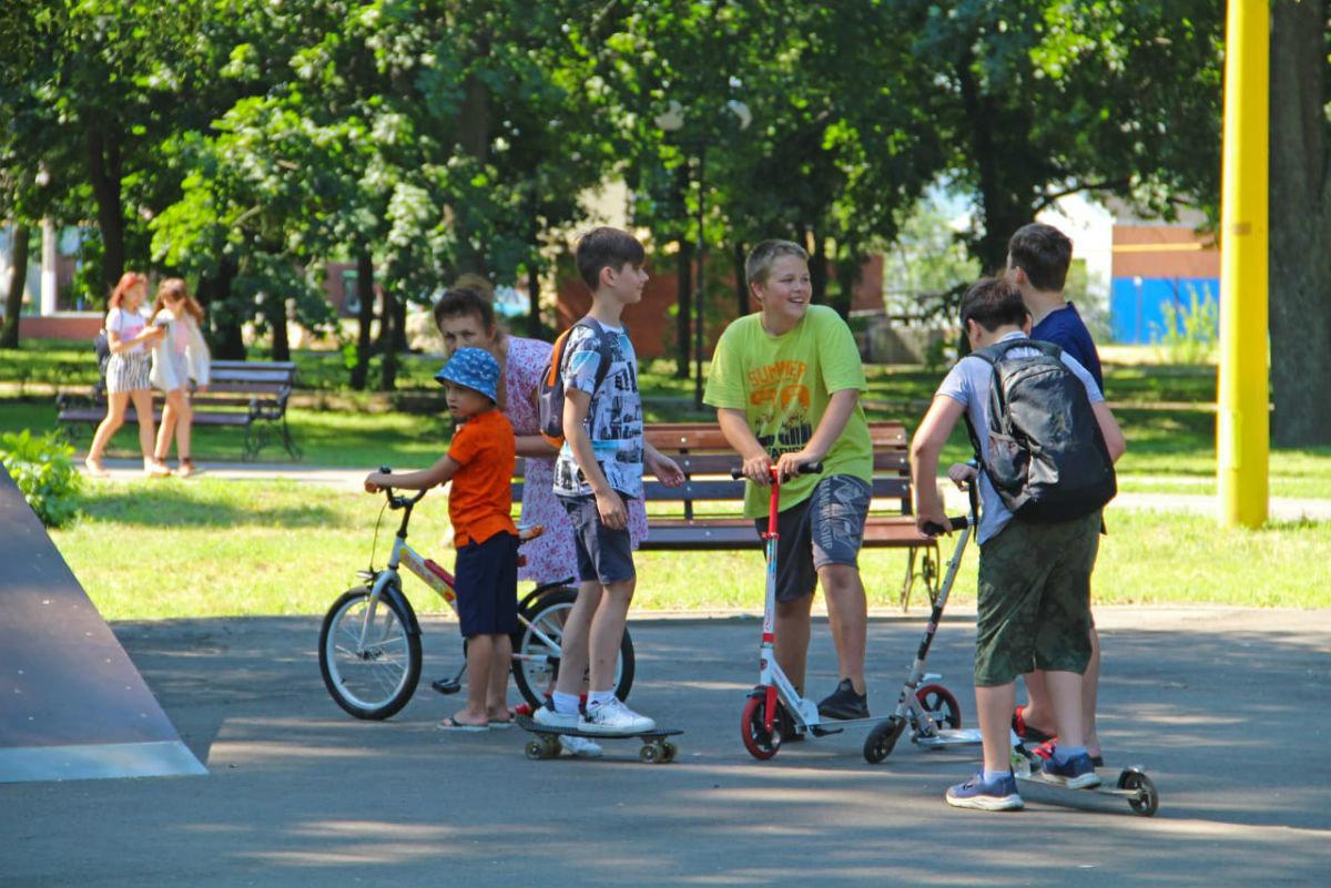 На западе Белгородской области открылась районная скейт-площадка, фото-1