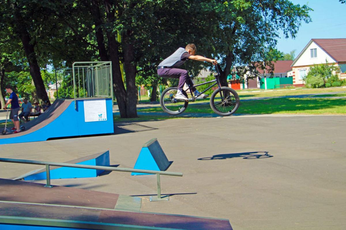 На западе Белгородской области открылась районная скейт-площадка, фото-2