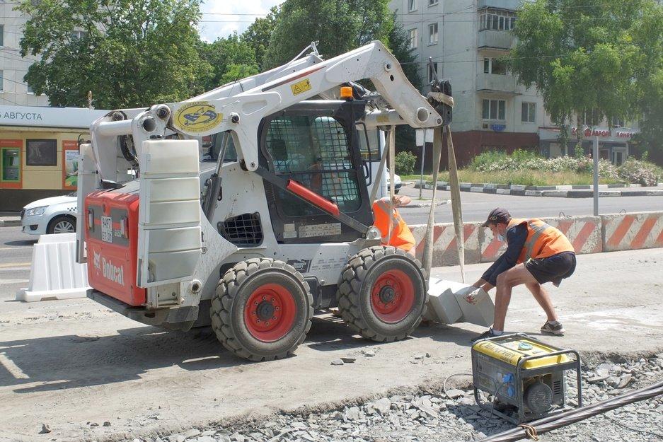 Улицу Щорса в Белгороде реконструируют к концу года, фото-3
