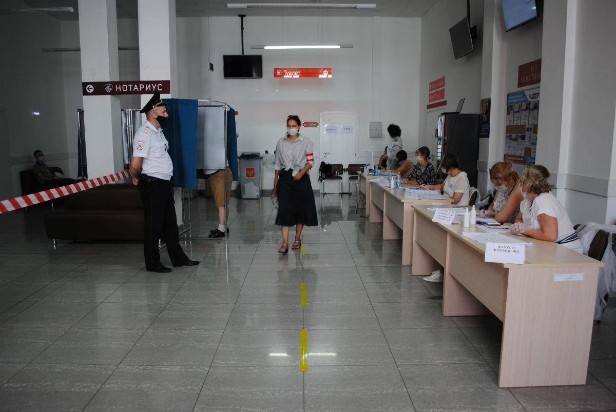 В Белгородской области уже проголосовало более 72 % избирателей, фото-2