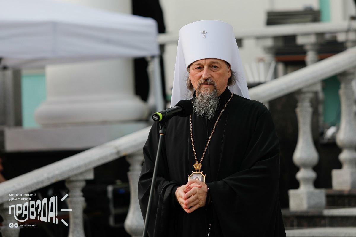 РПЦ наградила Сергея Фуглаева медалью ордена святого князя Даниила Московского, фото-1