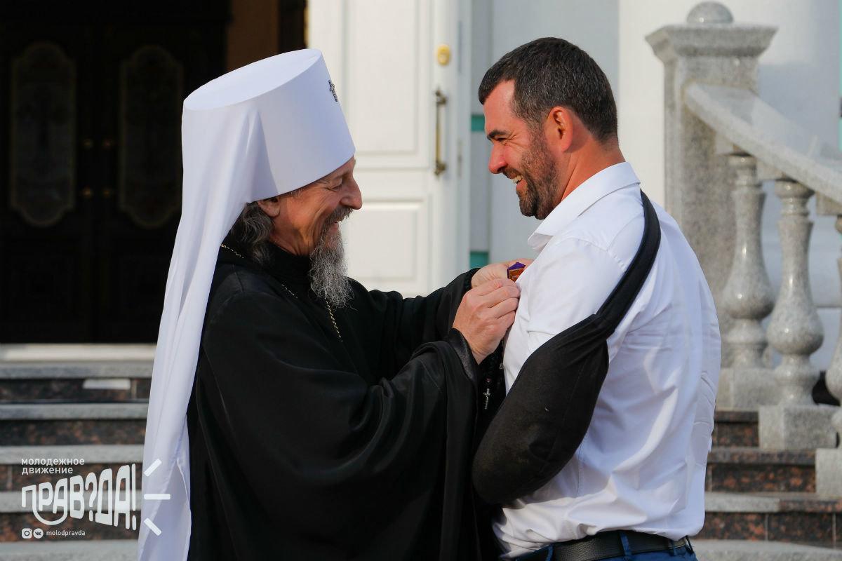 РПЦ наградила Сергея Фуглаева медалью ордена святого князя Даниила Московского, фото-3
