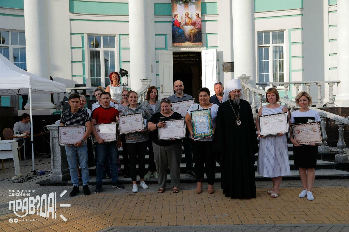 РПЦ наградила Сергея Фуглаева медалью ордена святого князя Даниила Московского, фото-6