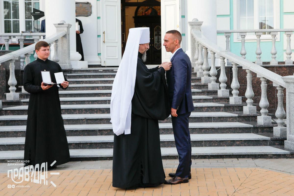 РПЦ наградила Сергея Фуглаева медалью ордена святого князя Даниила Московского, фото-7