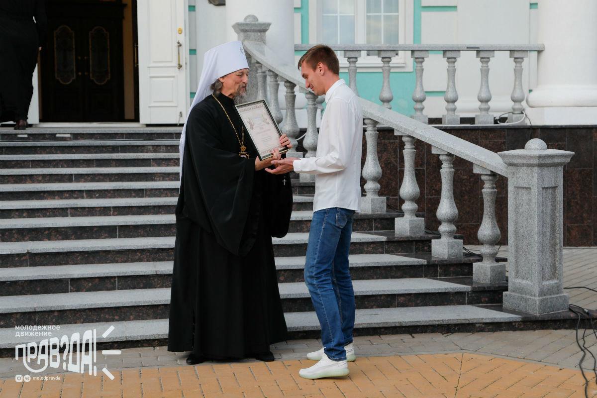 РПЦ наградила Сергея Фуглаева медалью ордена святого князя Даниила Московского, фото-10