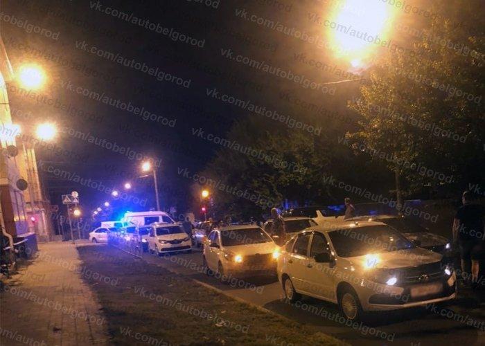 В Белгороде пассажир такси напал на водителя с оружием для страйкбола, фото-1