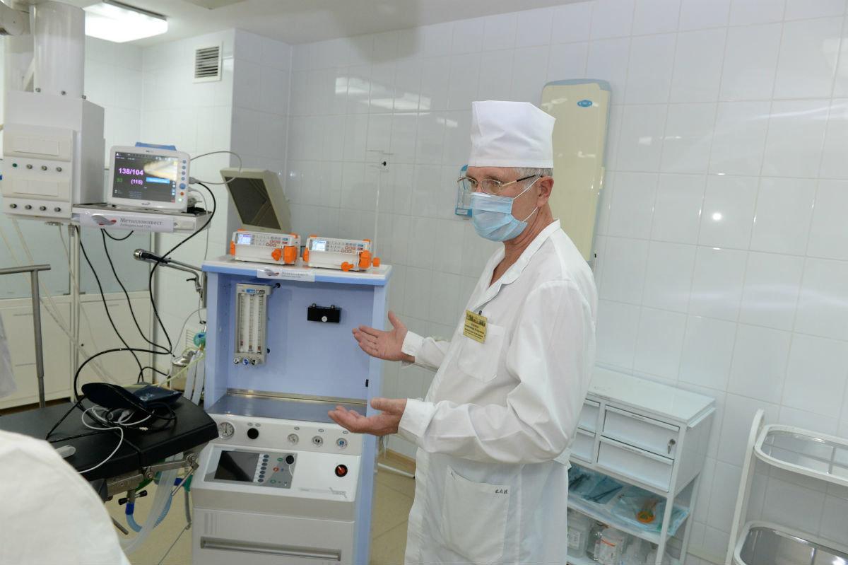 «Металлоинвест» приобрёл для губкинской больницы новое медоборудование, фото-1