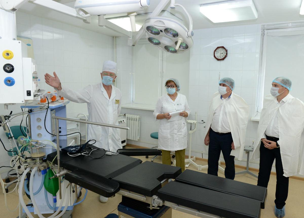 «Металлоинвест» приобрёл для губкинской больницы новое медоборудование, фото-2