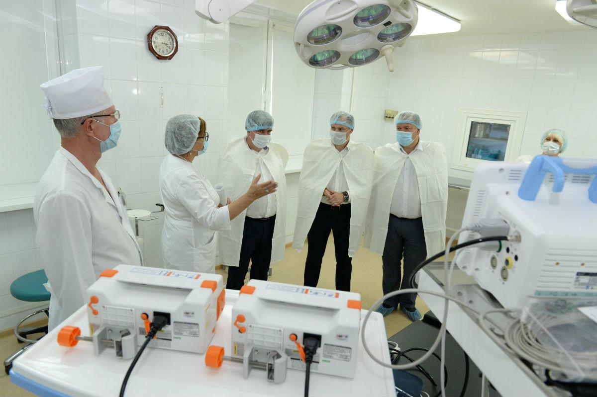 «Металлоинвест» приобрёл для губкинской больницы новое медоборудование, фото-4