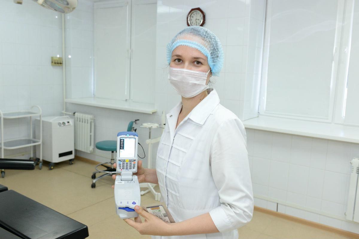 «Металлоинвест» приобрёл для губкинской больницы новое медоборудование, фото-3