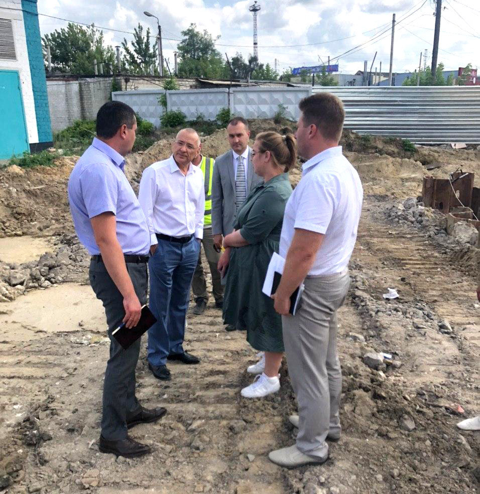 Новую канализационную станцию в Белгороде построят к концу 2020 года, фото-2