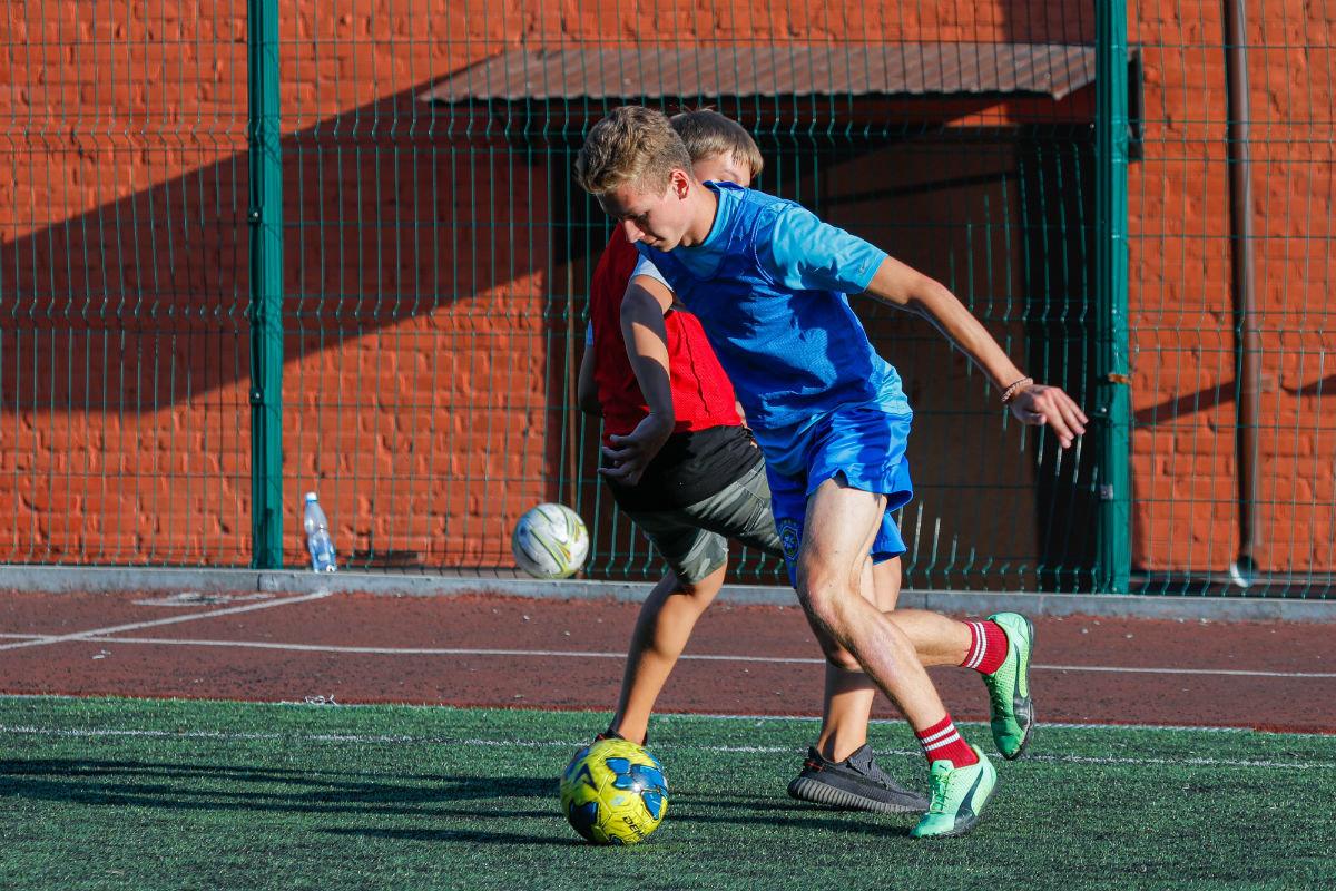 Инклюзивный спортивный праздник прошёл в 15-м округе Белгорода, фото-16