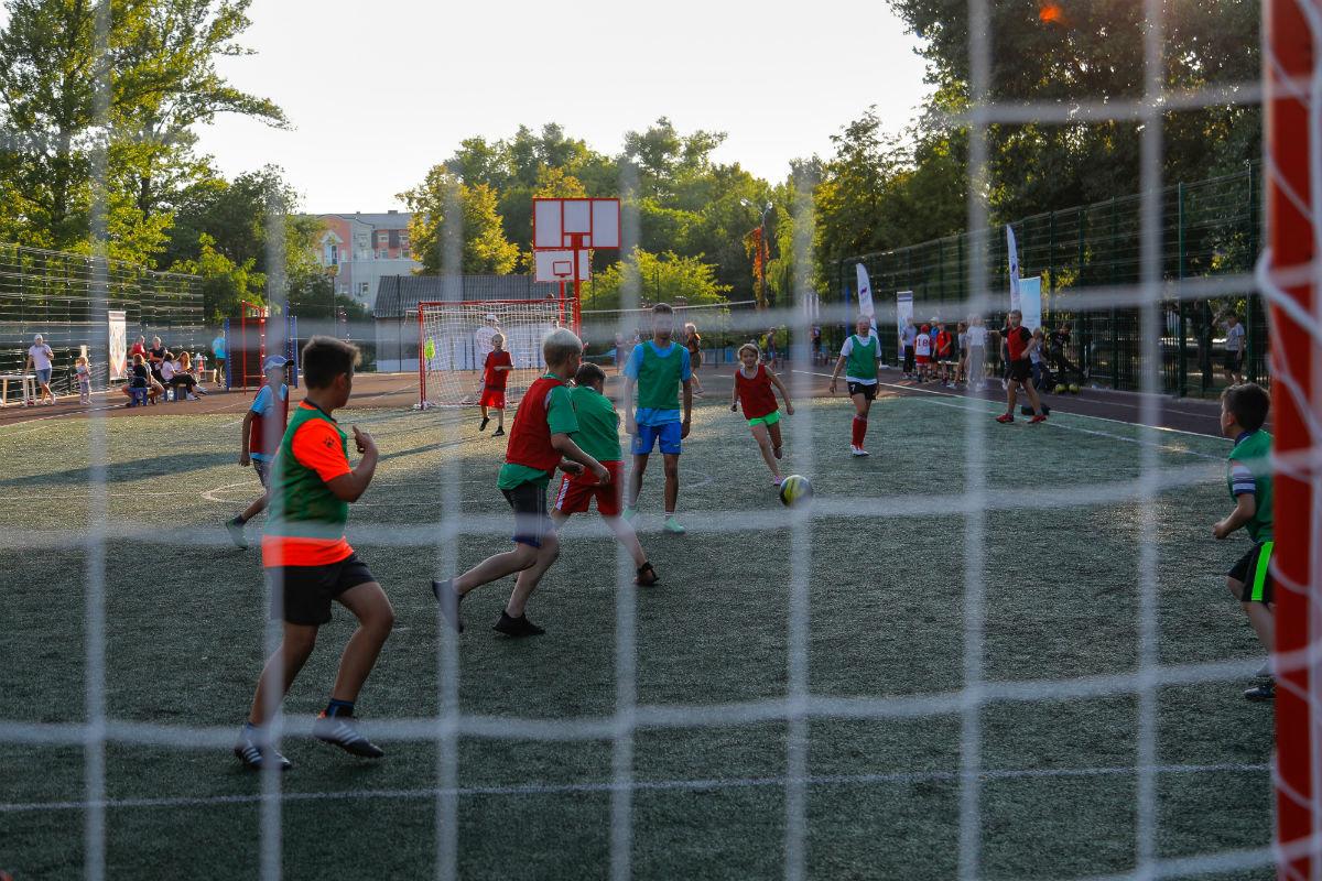 Инклюзивный спортивный праздник прошёл в 15-м округе Белгорода, фото-20
